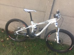 Annonce specialized fsr xc pro 2010